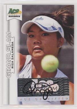 2013 Ace Authentic Grand Slam - [Base] #BA-RZ1 - Riza Zalameda