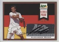 Alexander Waske /50