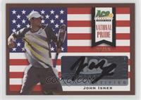 John Isner /50