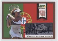 Michelle Larcher De Brito #/50