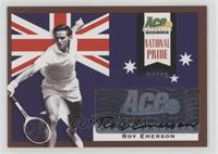 Roy Emerson /25