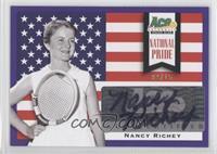 Nancy Richey /15