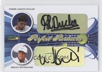 Pierre-Ludovic Duclos, Wesley Whitehouse /35