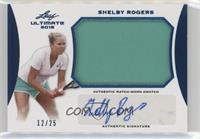 Shelby Rogers /25