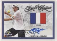 Sebastien Grosjean #/15