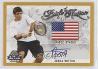 Jesse Witten #/1