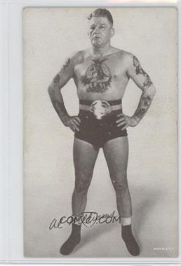 1950s Exhibit Wrestling - [Base] #ALWI - Al Williams [GoodtoVG‑EX]