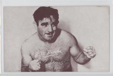 1950s Exhibit Wrestling - [Base] #BIBR - Bill Brooks [GoodtoVG‑EX]