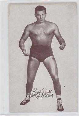 1950s Exhibit Wrestling - [Base] #BIPA - Bill Parks [Good to VG‑EX]