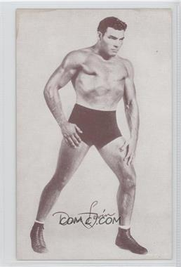 1950s Exhibit Wrestling - [Base] #DALE - Dave Levin [Good to VG‑EX]