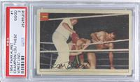 Lou Thesz [PSA 2 GOOD]