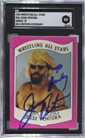 Jesse Ventura [SGC Authentic Authentic]