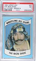 The Iron Sheik [PSA 7]