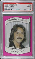 Jimmy Hart [PSA 9]