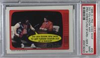 Lou Albano (Interviewed by Vince McMahon) [PSA9MINT]