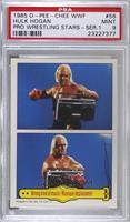 Hulk Hogan [PSA9MINT]