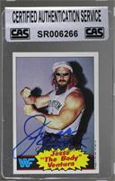 Jesse Ventura [CAS Certified Sealed]