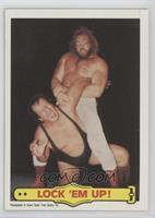 Big John Studd, Chief Jay Strongbow