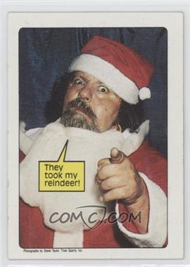 1985 Topps WWF - [Base] #66 - Lou Albano
