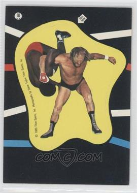 1985 Topps WWF - Stickers #18 - Rene Goulet, S.D. Jones