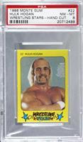 Hulk Hogan [PSA8NM‑MT]