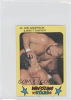 Arn Anderson & Brett Sawyer