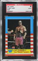 Bret Hart [SGC Authentic Encased]