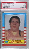 Andre the Giant [PSA9MINT]