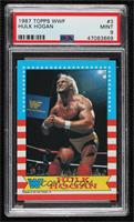 Hulk Hogan [PSA 9 MINT]