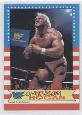 1987 Topps WWF - [Base] #3 - Hulk Hogan
