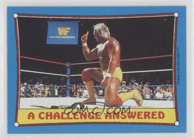 1987 Topps WWF - [Base] #36 - Hulk Hogan