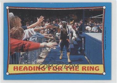 1987 Topps WWF - [Base] #39 - Koko B. Ware
