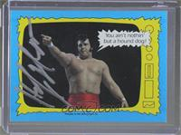 Honky Tonk Man [Leaf Authentics COA Sticker]