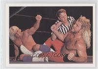 Ric Flair vs. Michael Hayes