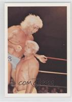 Ric Flair vs. Ron Garvin