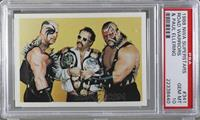 Road Warriors & Paul Ellering [PSA 10]
