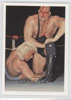Nikita Koloff, Ric Flair (No NWA on Back)