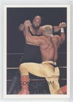 Warlord vs. Sting