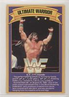 Ultimate Warrior [EX to NM]