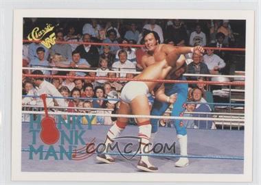 1990 Classic WWF - [Base] #117 - Honky Tonk Man