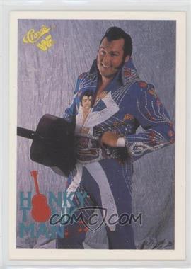 1990 Classic WWF - [Base] #133 - Honky Tonk Man