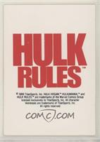 Hulk Hogan (No Logo Contest Back) [PoortoFair]