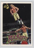 Shawn Michaels, Marty Jannetty [Noted]