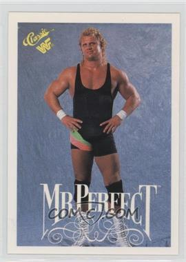 1990 Classic WWF - [Base] #19 - Mr. Perfect