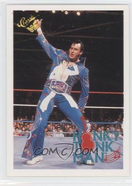 1990 Classic WWF - [Base] #44 - Honky Tonk Man