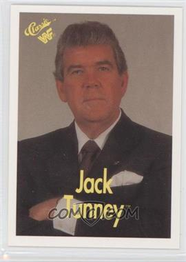 1990 Classic WWF - [Base] #56 - Jack Tunney