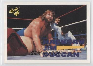 1990 Classic WWF - [Base] #65 - Jim Duggan