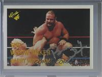 Barry Windham [Leaf Authentics COA Sticker]