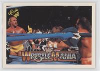 Wrestlemania V (Hulk Hogan, Randy Savage) [GoodtoVG‑EX]