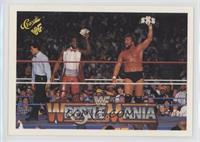 Wrestlemania VI (Ted DiBiase, Jake